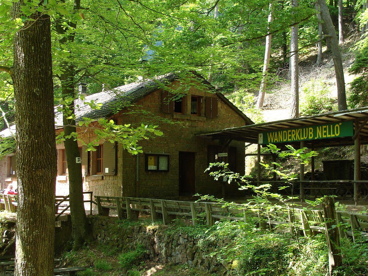 Nello-Hütte Sommer