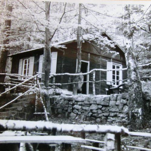 1. Nello -Holz- Hütte